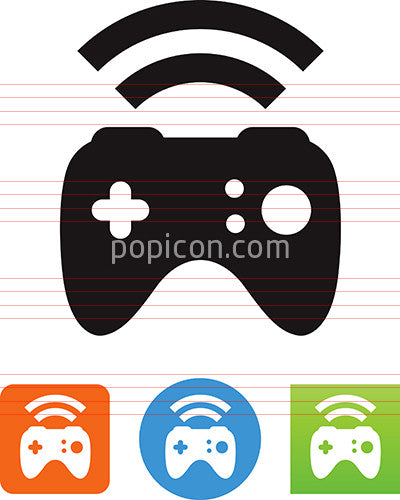 Video Game Controller Icon