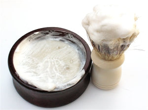 Shave Soap: How to Shave Like Your Grandpa | Island Thyme Soap Company