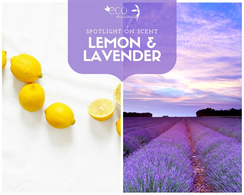 Spotlight on Scent - Lemon and Lavender | Island Thyme Soap Company