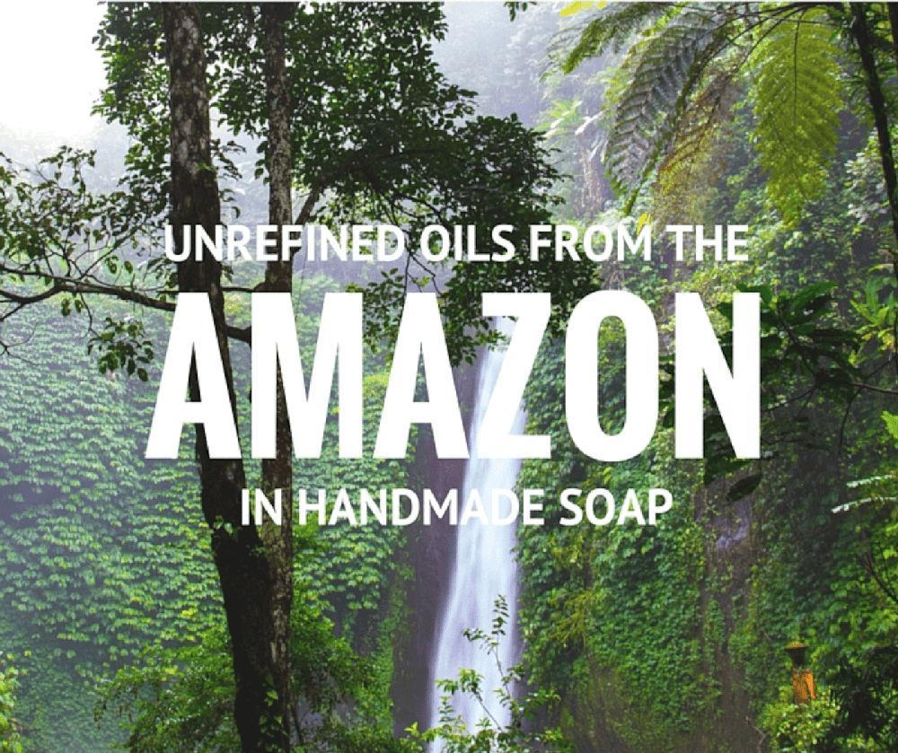 Unrefined Oils from the Amazon | Island Thyme Soap Company