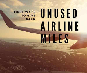what you should do with unused airline miles
