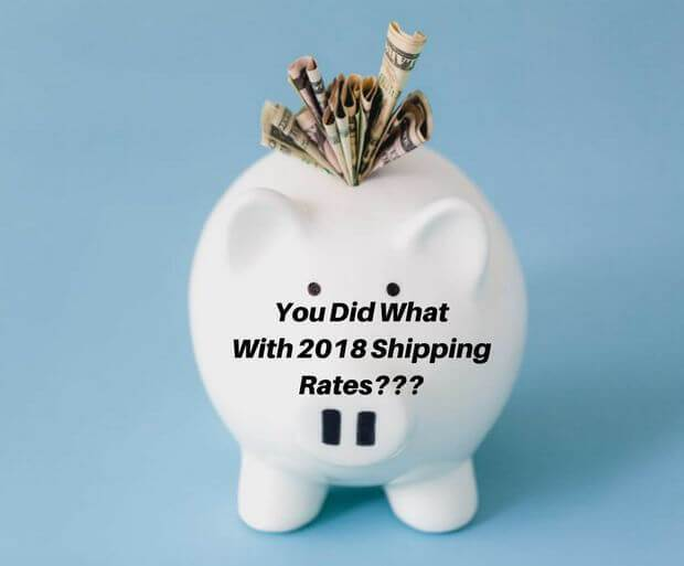 USPS Raised Shipping Rates for 2018, But We're Rebels... | Island Thyme Soap Company