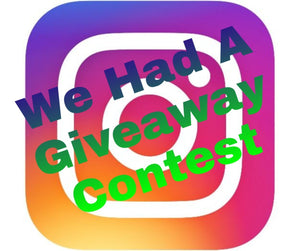 We Had An Instagram Giveaway Contest | Island Thyme Soap Company