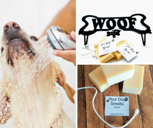 Woof! Your Dog Smells…GOOD! | Island Thyme Soap Company
