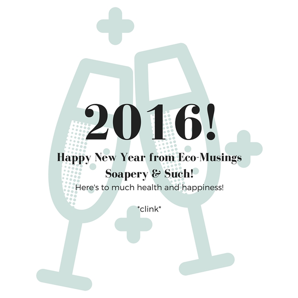 Happy New Year from Eco-Musings