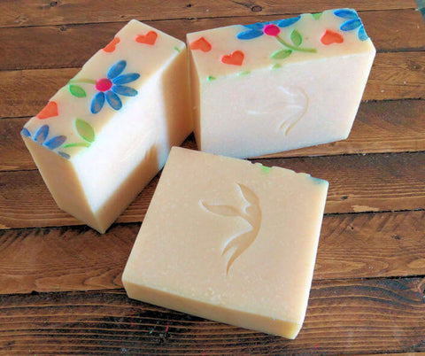 South Beach Coconut Milk Soap - Island Thyme Soap Company