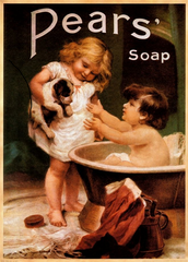 Pears Soap Advert