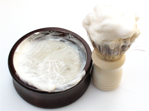 Eco-Musings shave soap