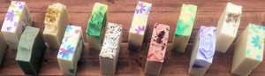 Artisan Crafted Luxury Coconut Milk Soap - Island Thyme Soap Company