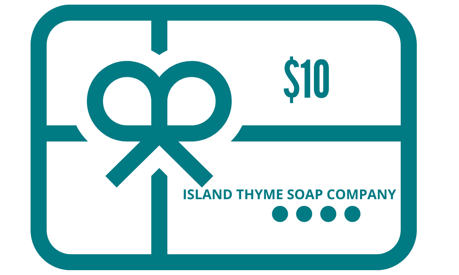 Island Thyme Soap Company Gift Card