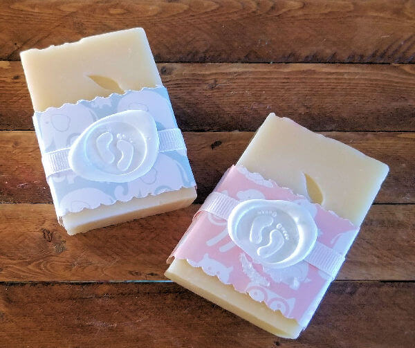 Baby Shower Favors | Island Thyme Soap Company