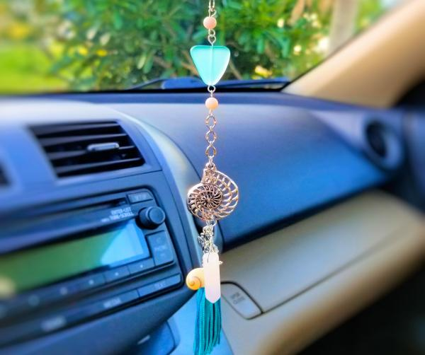 Bling My Ride Car Charm - Island Thyme Soap Company