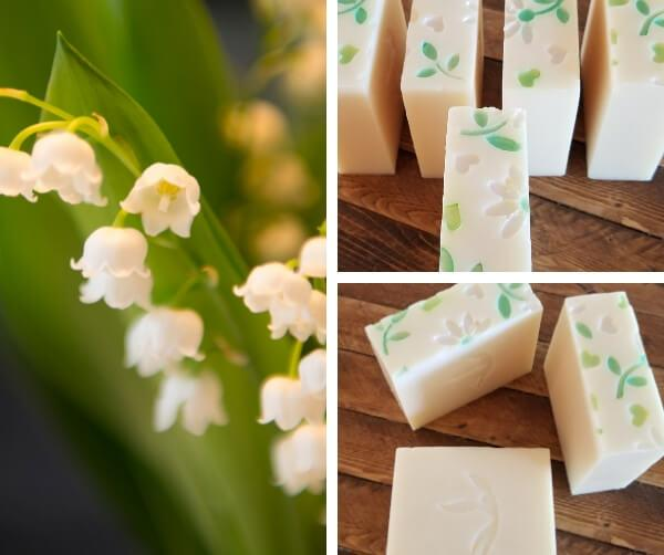 Lily of the Valley Soap - Island Thyme Soap Company