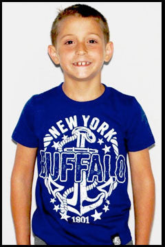 Buffalo Anchor Kids t-shirt