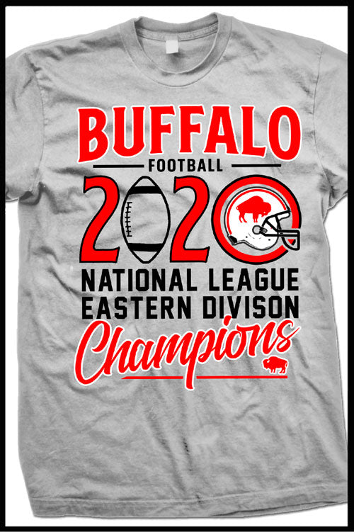 Buffalo Eastern Division champions t-shirt