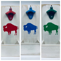 Buffalo Bottle opener