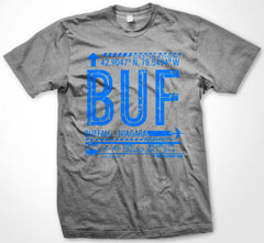 Destination Buffalo t-shirt