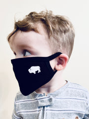 3-Pack - YOUTH - little Buffalo Face masks