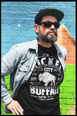 Nickel City Buffalo t-shirt