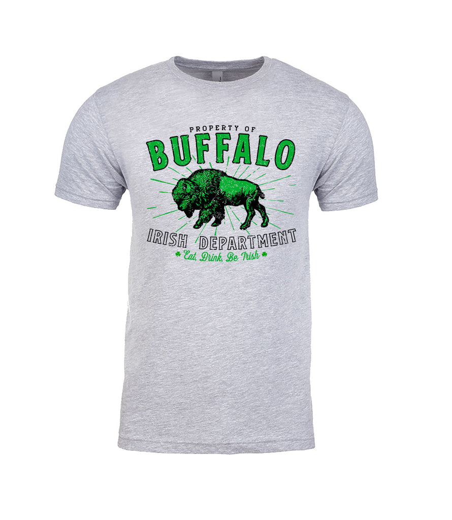 Buffalo Irish Department (V1) t-shirt