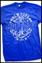 Buffalo Anchor t-shirt
