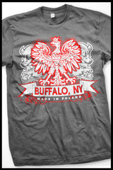 Buffalo (Grey) Polish t-shirt