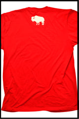 Rustic (white) Buffalo t-shirt