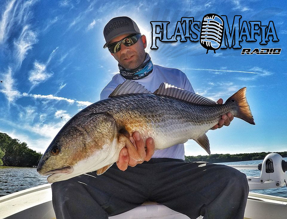 """Reel BBQ"" stops in and FlatsMafia discuss how the RedFish are everywhere!"