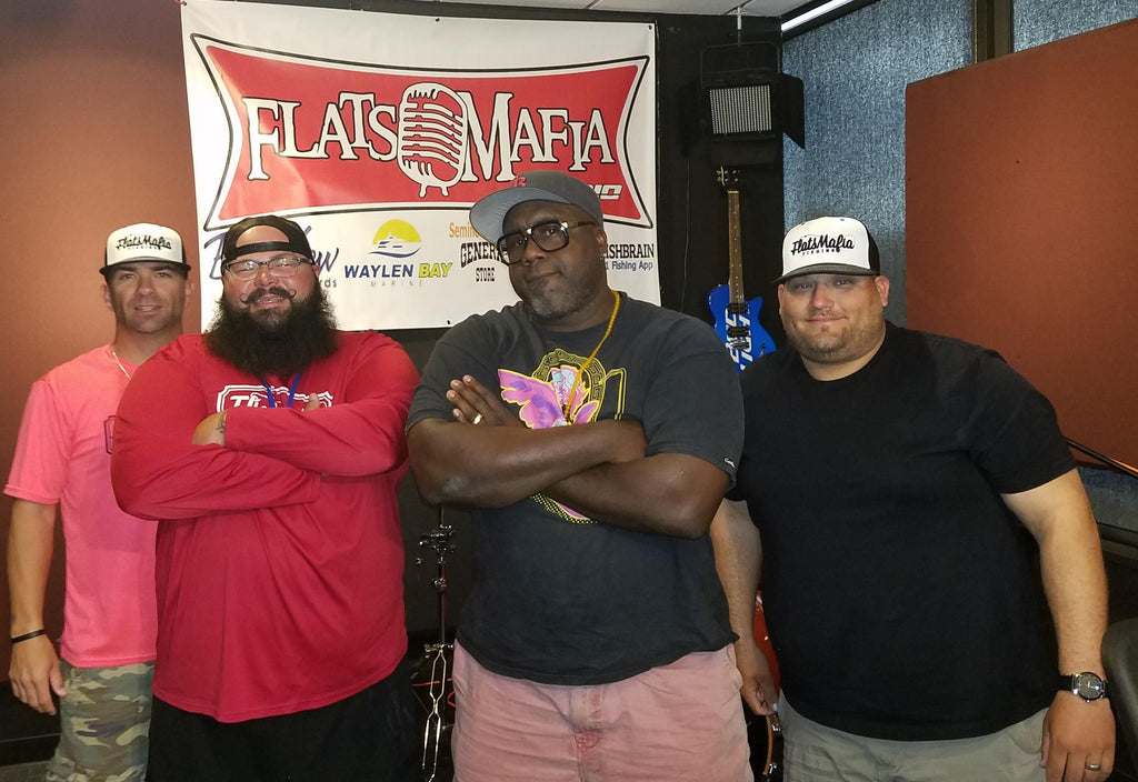 Gasparilla Hangover Show with special guest Ian Beckles