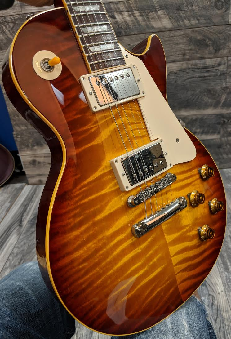 1994 Gibson Les Paul Historic Brock 2 - 9 4339