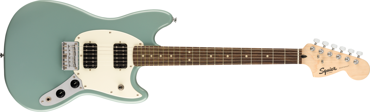 Squier Bullet Mustang Electric Guitar - Sonic Grey