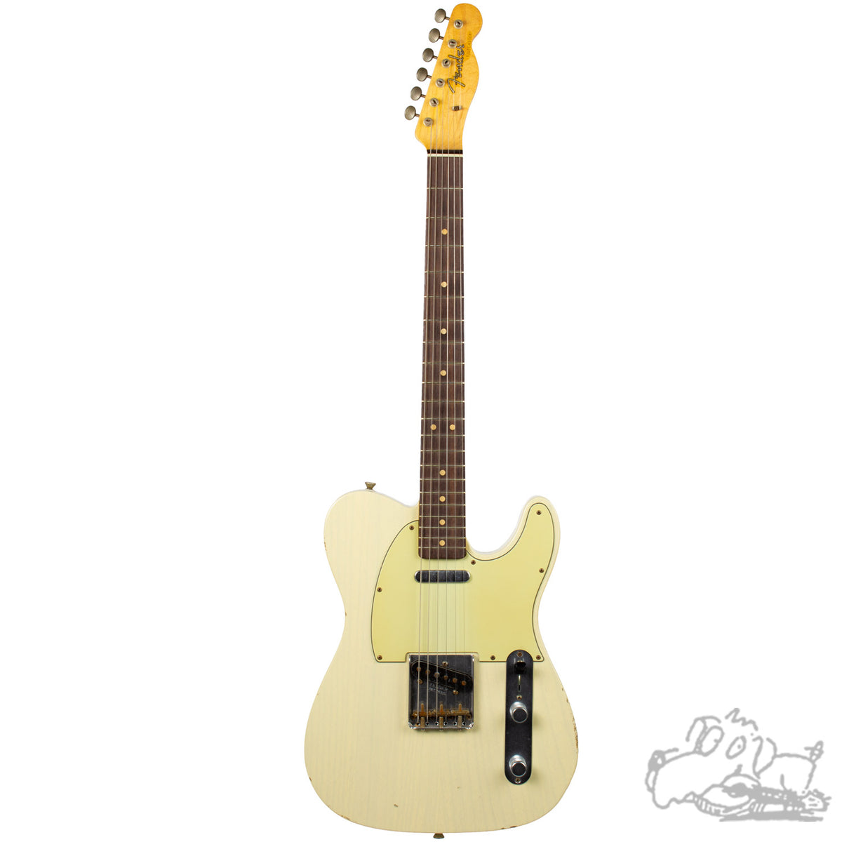 2006 Fender Custom Shop Telecaster '63 Relic