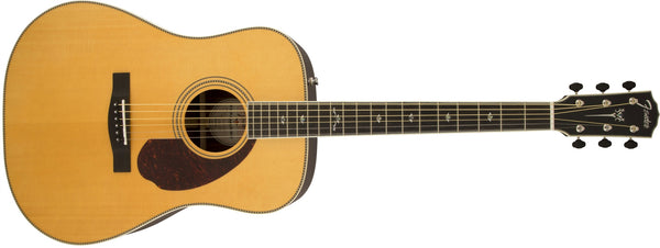 PM-1 Deluxe Dreadnought, Natural - Garrett Park Guitars  - 4