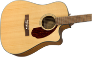 CD-140SCE Dreadnaught Acoustic Guitar by Fender