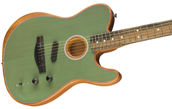 Fender Acoustasonic - Surf Green