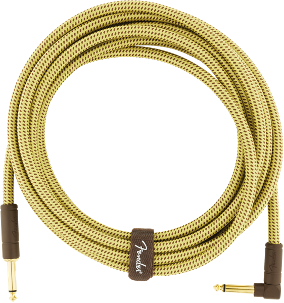 Fender Deluxe Series 15' Tweed Cable
