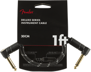 Fender Deluxe Series One Foot Instrument Cable