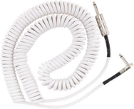 Fender Jimi Hendrix Voodoo Child 30 Foot Instrument Cable - White