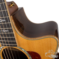 2010 Taylor 816 CE Natural Finish