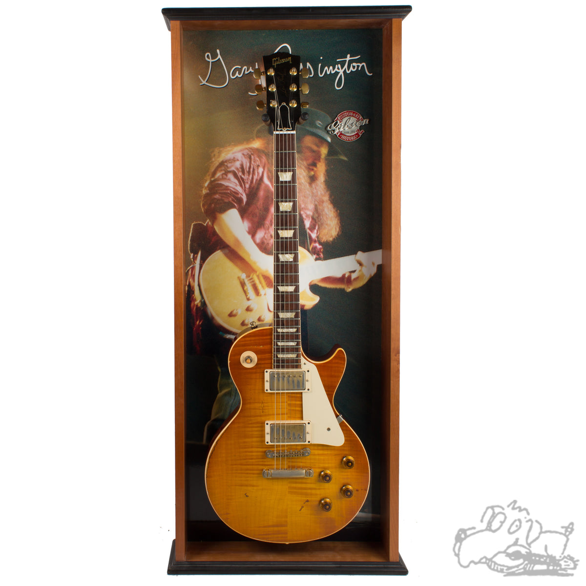2002 Gibson Custom Shop Les Paul Gary Rossington
