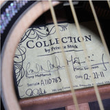 2011 PRS ACOUSTIC COLLECTION #047 - Garrett Park Guitars  - 11