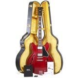 2013 Gibson Memphis Custom Shop 50th Anniversary 1963 ES-335 TD Block VOS - Garrett Park Guitars  - 11