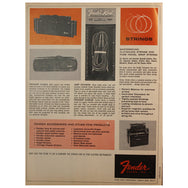 Fender Catalog Collection (1955-1966) - Garrett Park Guitars  - 92