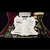 2003 PRS DRAGON 2002 SINGLECUT #41 RED - Garrett Park Guitars  - 19
