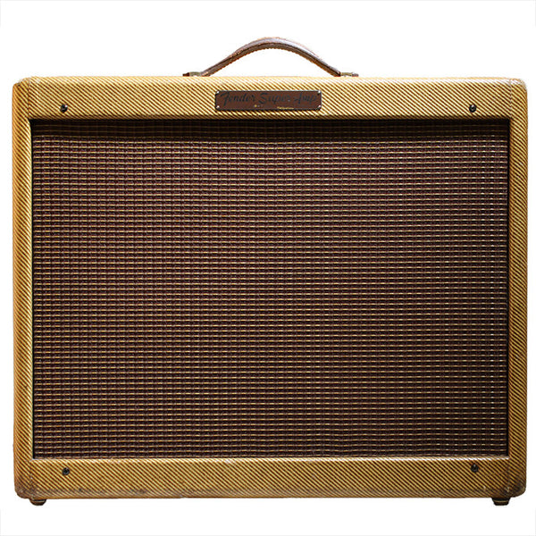 1958 Fender Super Amplifier - Garrett Park Guitars  - 1