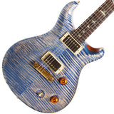 2004 PRS Modern Eagle Faded Blue Jean Denim - Garrett Park Guitars  - 1