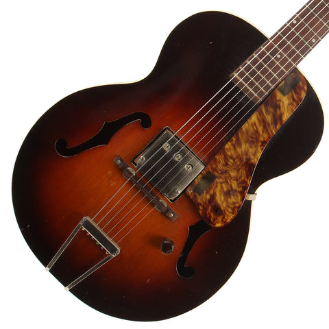 1939 Harmony H1248 (Supertone) Spanish Electric - Garrett Park Guitars  - 1