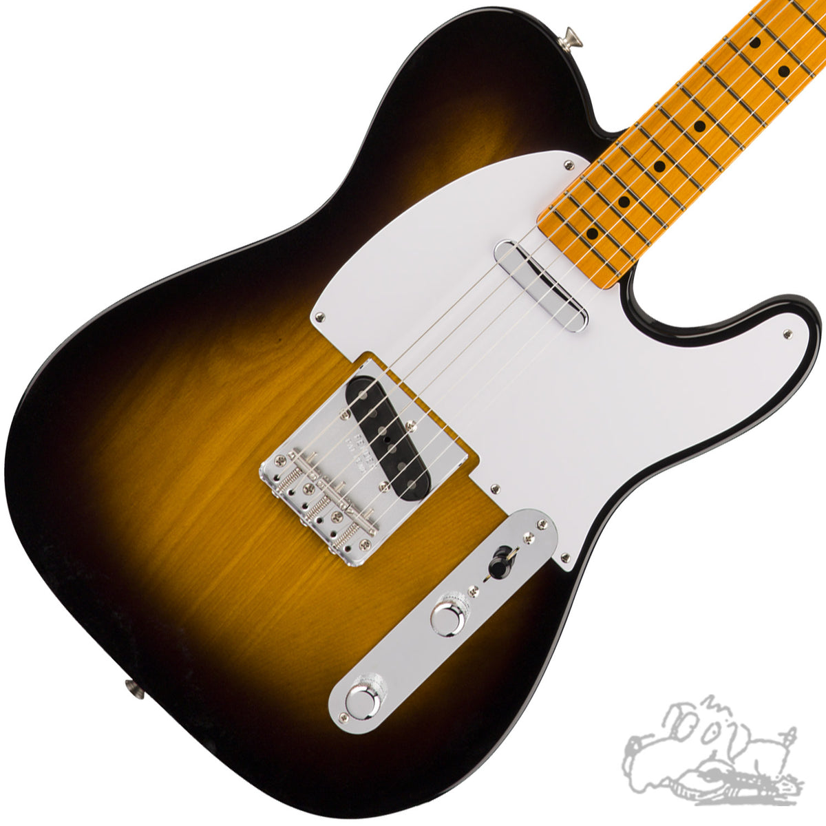 Fender Classic Series '50s Telecaster® Lacquer