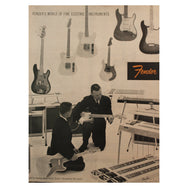 Fender Catalog Collection (1955-1966) - Garrett Park Guitars  - 25