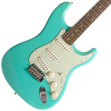 2015 Fender Custom Shop Rocking Dog '62 Stratocaster Sea Foam Green - Garrett Park Guitars  - 1